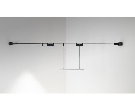 Подвесной трековый светильник Artemide Suspension Module, фото 5