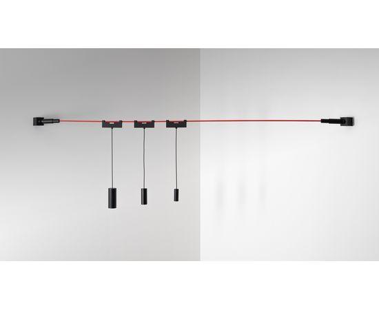 Подвесной трековый светильник Artemide Vector Pendant Magnetic, фото 3