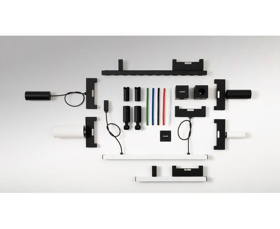 Подвесной трековый светильник Artemide Vector Pendant Magnetic, фото 4