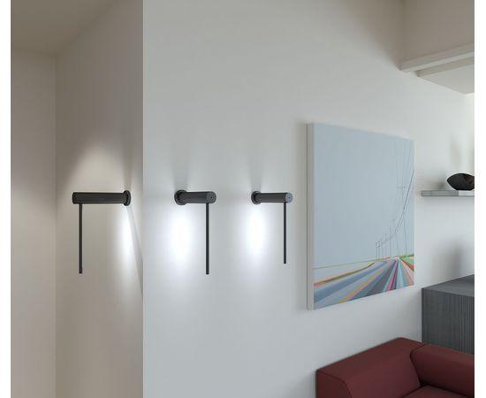 Настенный светильник Martinelli Luce 1445 Mosca, фото 3