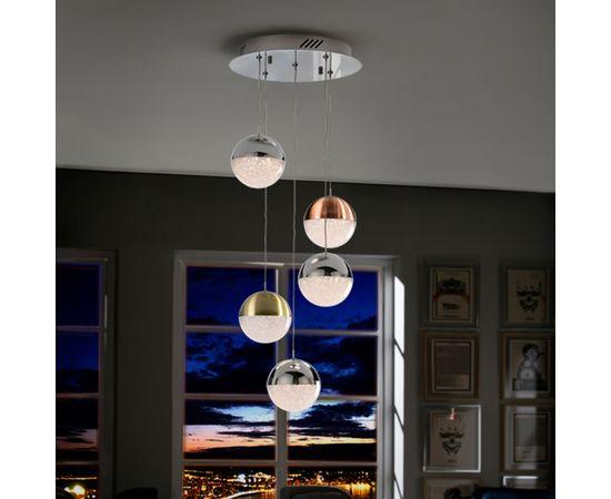 Подвесной светильник SCHULLER Sphere 5Л, фото 1