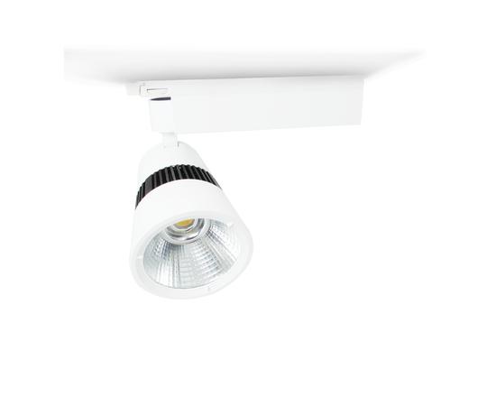 Трековый светодиодный светильник Luxeon Procyon 1 LED 25, фото 1