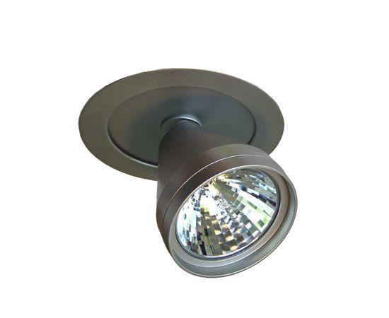 Встраиваемый металлогалогенный светильник Lival Modul Circle, фото 1