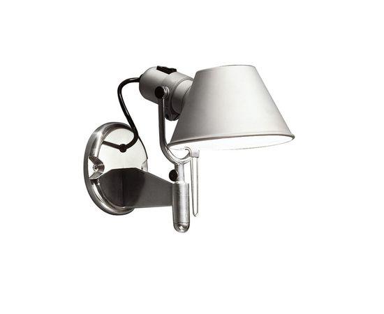 Настенный светильник Artemide Tolomeo micro faretto - without switch, фото 1