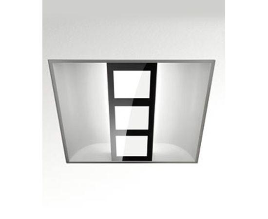 Встраиваемый в потолок светильник Artemide Architectural Bolero 600x600mm + Emergency, фото 1