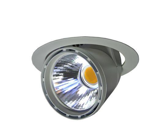 Встраиваемый светодиодный светильник downlight Lival VIP DL LED, фото 1