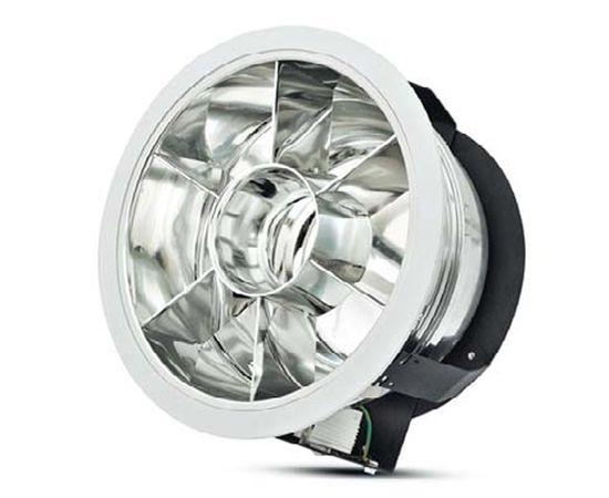 Встраиваемый светильник под компактную люминесцентную лампу Vivo Luce Crescendo 2*26 W, фото 1