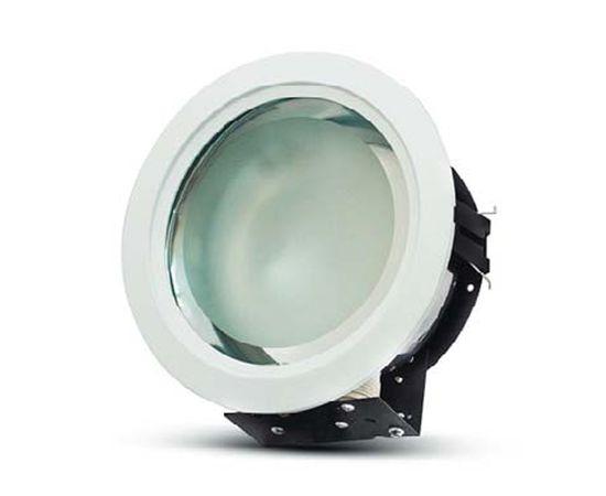 Встраиваемый светильник под компактную люминесцентную лампу Vivo Luce Largo 2 2х18/2х26, фото 1