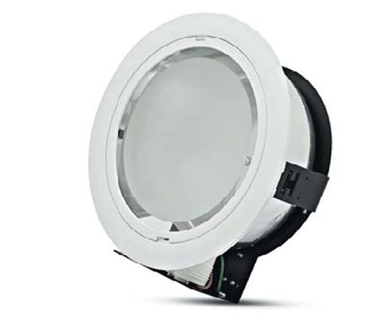 Встраиваемый светильник под компактную люминесцентную лампу Vivo Luce Primo 2x18/2x26, фото 1