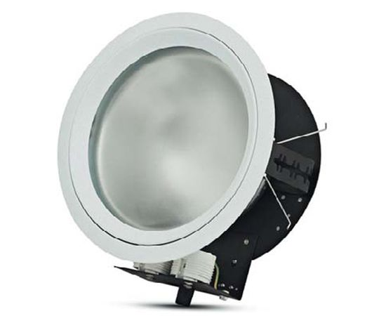 Встраиваемый светильник под компактную люминесцентную лампу Vivo Luce Rapido 2x18/2x26, фото 1