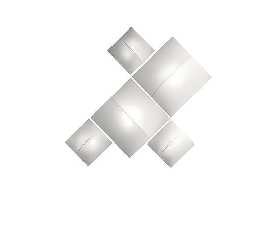 Потолочный светильник Axo Light Nelly Straight PL NEL S 60, фото 1
