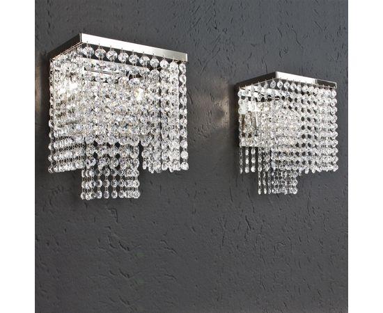 Настенный светильник Adriani & Rossi Kristal P168X130, фото 1