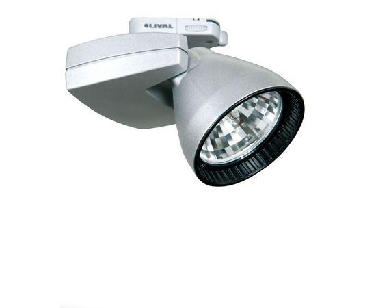 Трековый металлогалогенный светильник Lival Mini Priority, фото 1