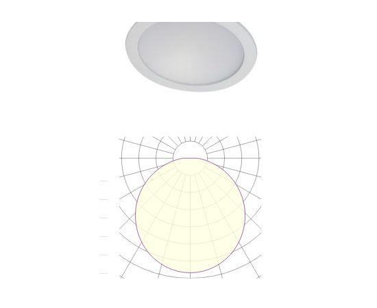 Встраиваемый в потолок светильник Lival Hony, фото 2