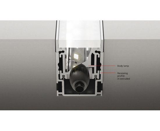 Встраиваемая система освещения Artemide Architectural Algoritmo Floor, фото 4