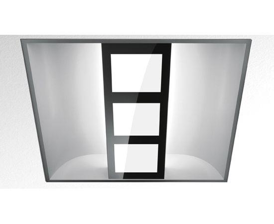 Встраиваемый в потолок светильник Artemide Architectural Bolero 600x600mm + Emergency, фото 2