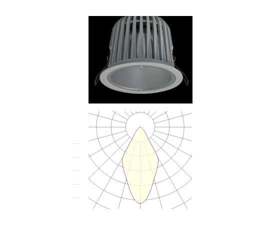 Встраиваемый в потолок светильник Lival Smart, фото 2