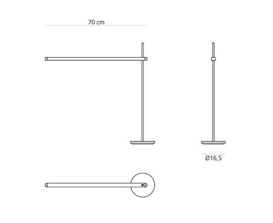 Настольная лампа Artemide Talak Table Professional, фото 2