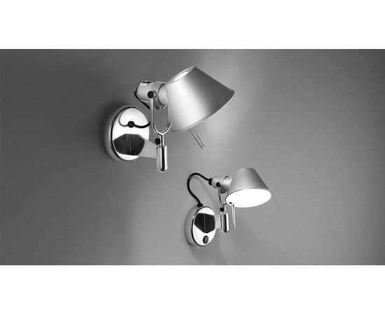 Настенный светильник Artemide Tolomeo micro faretto - without switch, фото 3