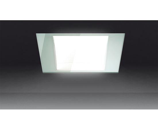 Встраиваемый в потолок светильник Artemide Architectural Kalifa Recessed Dark Light + Diffuser, фото 3