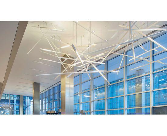 Подвесной светильник Artemide Architectural Kao Suspension Kit A, фото 3