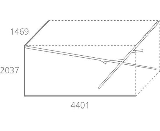 Подвесной светильник Artemide Architectural Kao Suspension Kit A, фото 2