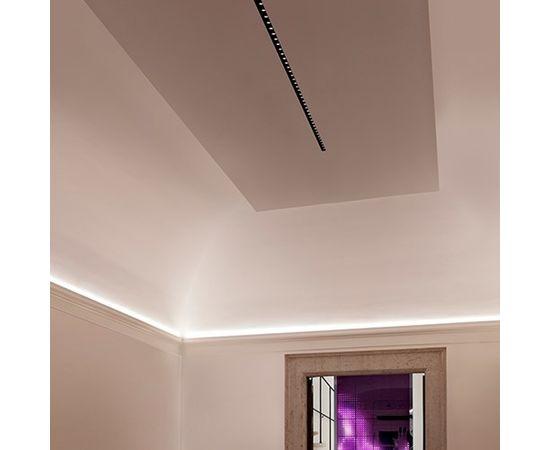 Встраиваемый в потолок светильник Flos Architectural The Black Line No Trim 2 Spots, фото 2