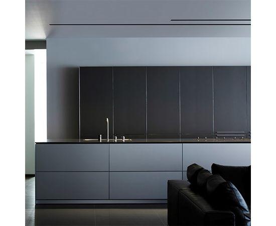 Встраиваемый в потолок светильник Flos Architectural The Black Line No Trim 4 Spots, фото 3