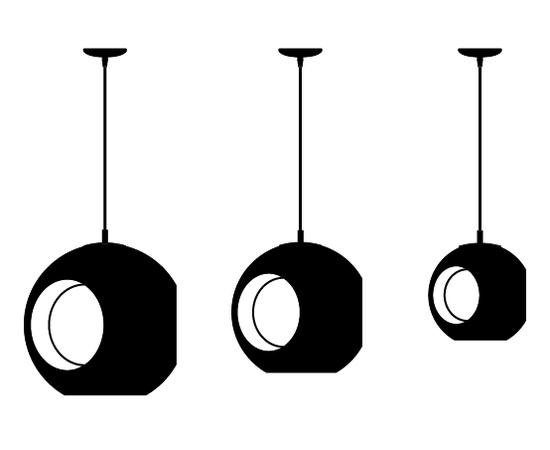 Подвесной светильник Viso Buba Suspension, фото 8