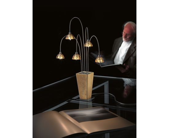 Настольная лампа Braga Illuminazione VESTA 541/L5, фото 3