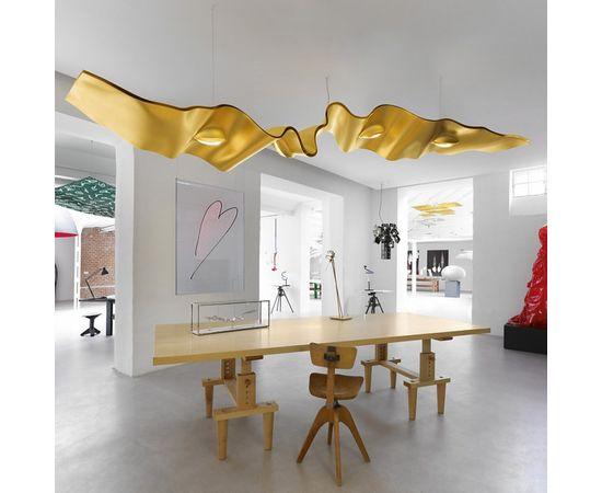 Подвесной светильник Ingo Maurer Golden Ribbon, фото 1