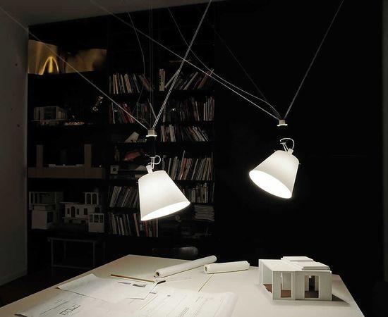 Подвесной светильник Ingo Maurer Da + Dort, фото 2