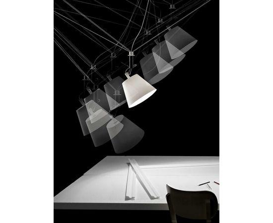 Подвесной светильник Ingo Maurer Da + Dort, фото 3