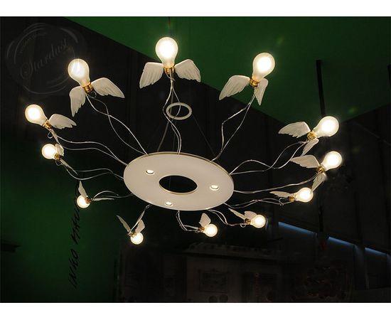 Подвесной светильник Ingo Maurer Birdie's Ring, фото 2