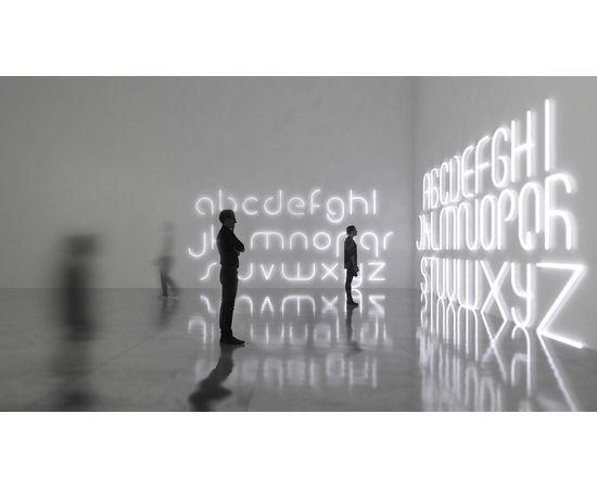 Настенно-потолочный светильник Artemide Alphabet of Light, фото 2