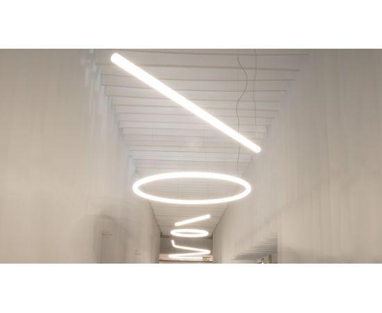 Подвесной светильник Artemide Alphabet of light linear 120, фото 4