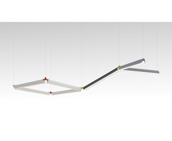 Подвесной светильник Artemide Series Y - Controlled Direct Emission + Batwing Indirect Emission, фото 3