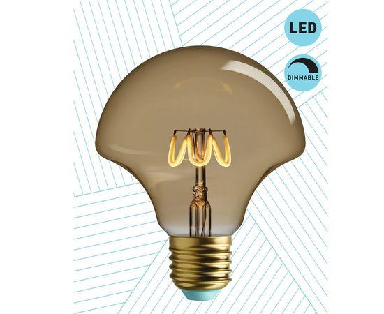 Филаментовая лампочка Plumen Willow Dimmable LED CG95, фото 1