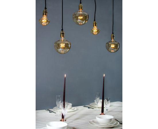 Филаментовая лампочка Plumen Willow Dimmable LED CG95, фото 8