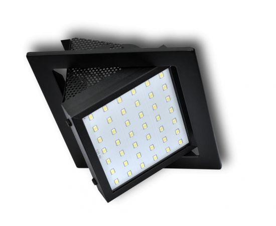 Встраиваемый светодиодный светильник downlight Limex FLED-DL 00623R, фото 1