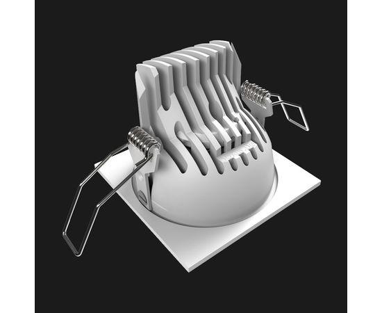 Встраиваемый светильник Doxis Titan Fix Square, фото 6