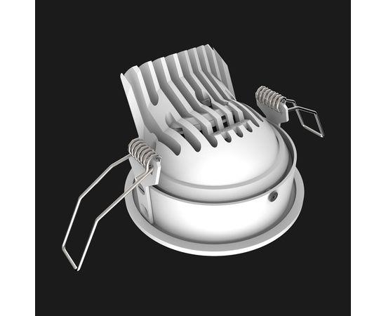 Встраиваемый светильник Doxis Titan Mix Round, фото 5