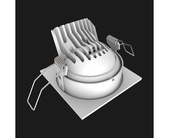 Встраиваемый светильник Doxis Titan Mix Square, фото 5