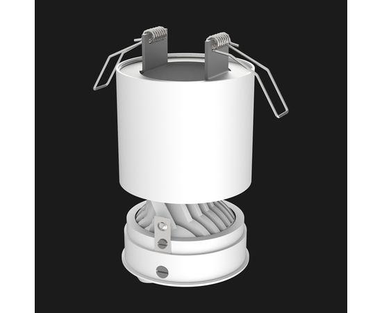 Полу-встраиваемый светильник Doxis Titan Semi-Recessed, фото 5