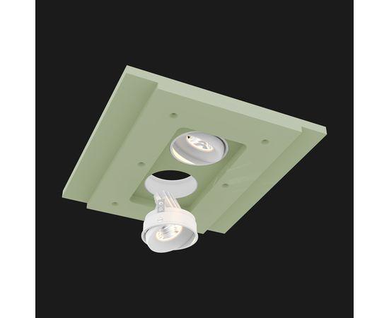 Встраиваемый светильник Doxis Titan Trimless Square, фото 5