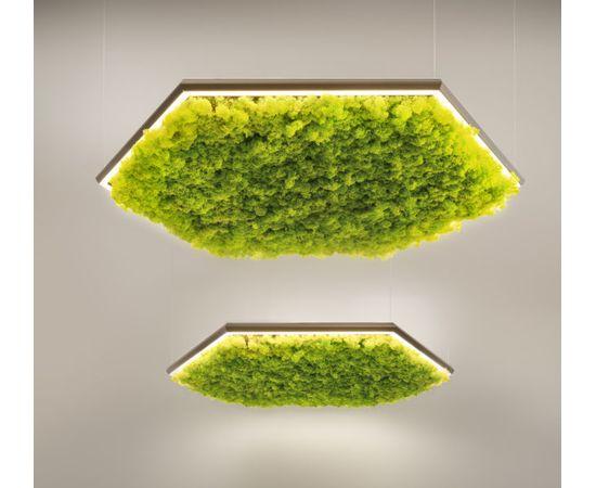 Подвесной светильник OLEV Poly Esagono Soundless, фото 1