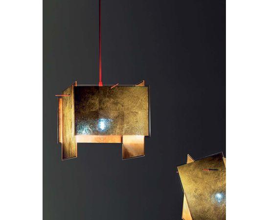 Подвесной светильник Ingo Maurer 24 Karat Blau, фото 1
