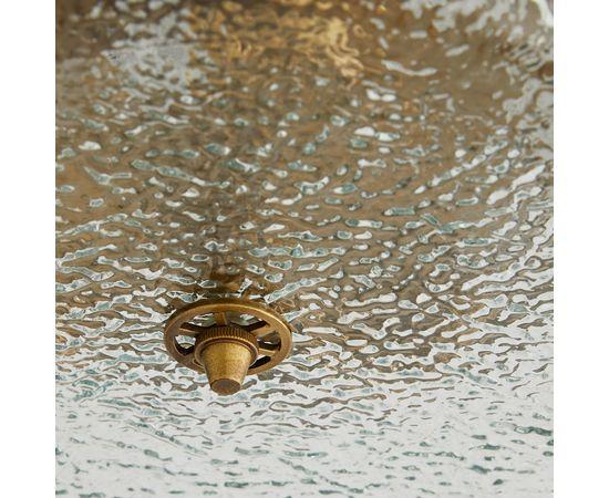 Потолочный светильник Arteriors home Voss Flushmount, фото 4