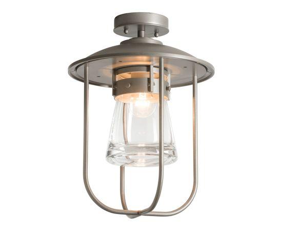 Потолочный уличный светильник Hubbardton Forge Erlenmeyer Outdoor Semi-Flush, фото 1