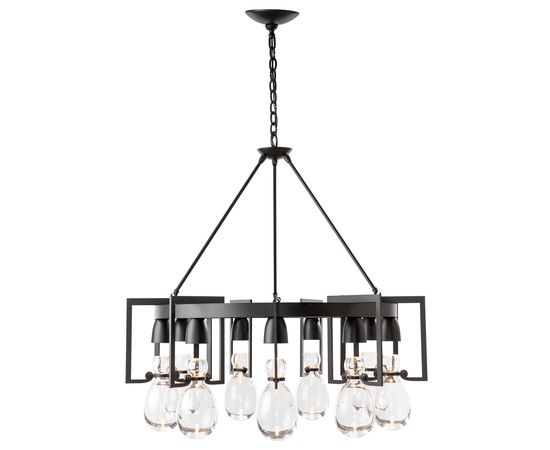 Люстра Hubbardton Forge Apothecary Circular Chandelier, фото 4